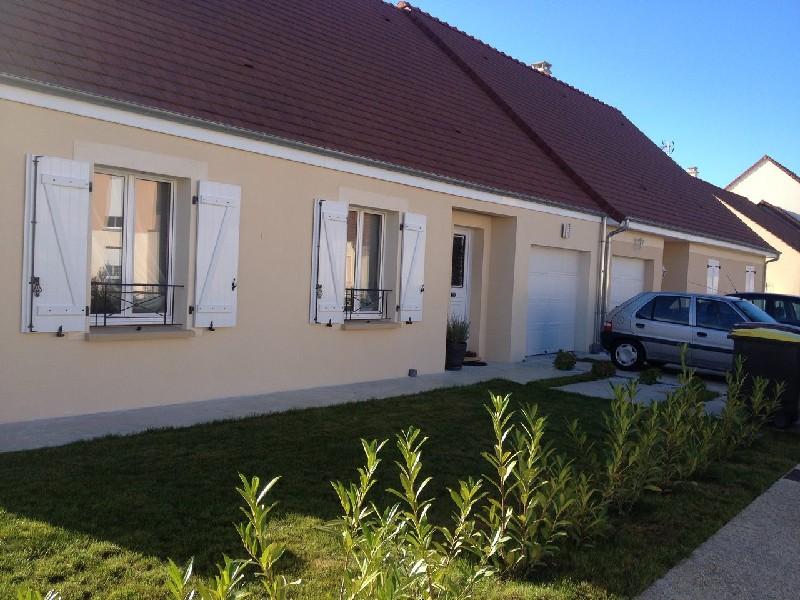 Vente maison vernouillet 28500 4 pi ces for Location garage dreux